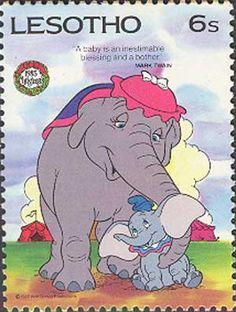 *MRS. JUMBO & DUMBO ~ Dumbo, 1941