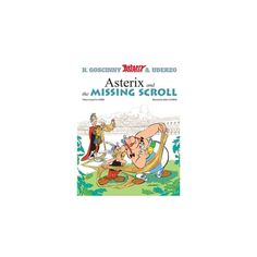 Asterix 36 : Asterix and the Missing Scroll (Paperback) (Jean-yves Ferri)
