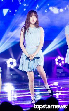 [HD포토] 여자친구(GFRIEND) 유주 토끼같은 파워보컬 #topstarnews