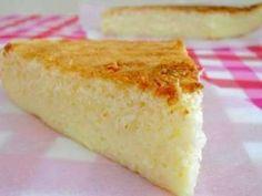 Mi gâteau mi flan à la noix de coco, Recette Ptitchef
