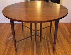 Paul McCobb Mid-Century Modern Dining Table for The by coolandvint