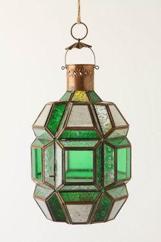 Moroccan jewel lantern
