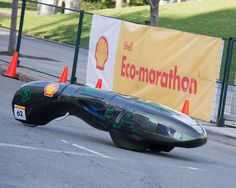 THE STRANGE/BEAUTIFUL CARS OF THE SHELL ECO-MARATHON