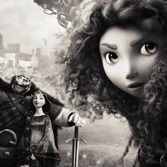 Your Daily Dose Of Pixar's Brave!