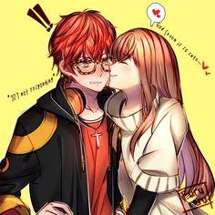 lui : kissy kissy