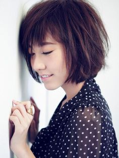 if Sachi had short hair she'd look almost just like this
