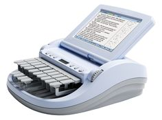 Michigan court reporter steno machine