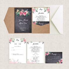 e22b09a869fb 59件】招待状|おすすめの画像 | Boda de ensueño、Ideas para boda、Casarse