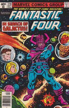 FANTASTIC FOUR (1961-2011) #210