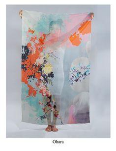 'Ohara' by Helen Dealtry for Woking Girl Designs