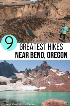 Best Hikes Near Bend, Oregon Best things to do in Bend, Oregon and hiking trails to explore. Enjoy these hiking trails in summer or winter in this incredible Pacific Northwest destination, Bend, Oregon. Bend, Central Oregon, Oregon Coast, Oregon Hiking, Portland Oregon, Salem Oregon, Colorado Hiking, Oregon Travel, Invitations