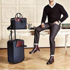 go w/ confidence sleek no nonsense style, Harrys of London