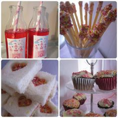 How to make a Princess Party food
