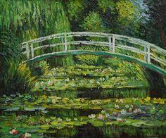 Resultado de imagen de Monet painting