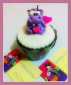 #cupcake #lima #peru #hipopotamo