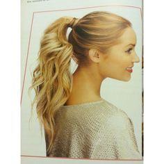 Fancy Ponytail HAIR ❤ liked on Polyvore featuring accessories, hair accessories and fancy hair accessories