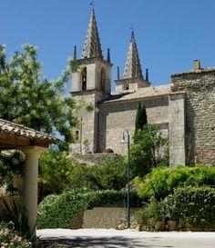 Les Plus Beaux Villages de France Goudargues