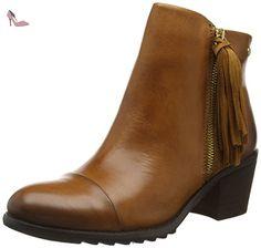 Pikolinos Andorra 913, Bottes Souples femme, Marron (Brandy), 38 EU - Chaussures pikolinos (*Partner-Link)