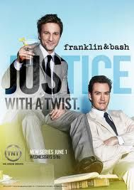 Franklin & Bash - something for everyone - eye candy, boys will be boys, poetic justice, comedy . . .