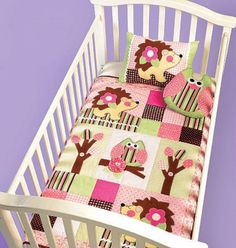 Baby Quilt Pattern Infant Quilt Pattern Baby Animal by blue510, $4.00