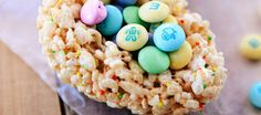 Click Pic for 30 Easy Easter Desserts for Kids to Make | Easy Easter Treats for School Parties
