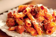 Ziti Stufati | Recipes | Giada De Laurentiis