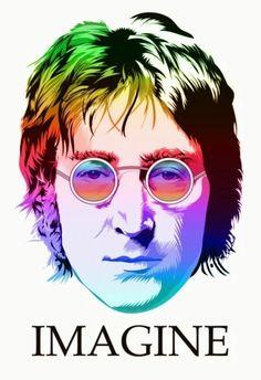 You May Say I'm A Dreamer.... But I'm Not The Only One.... John Lennon