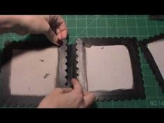 How to make an expandable binding - YouTube