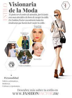 Se usará de nuevo el sombrero, dicen las Visionarias de la moda...Y tienen razón, ellas van mas adelante que la mayoría en cuestiones de tendencias. Descubre cómo lograr en tí una combinación perfecta entre futuro y presente. Las telas de vanguardia, las joyas sobrias, la exclusividad de tus prendas pueden potenciarse aun mas. Visita ya a fashionfacvtor.me Estilo Fashion, Pop Fashion, Fashion Beauty, Fashion Outfits, Womens Fashion, Fashion Design, Fashion Vocabulary, Personal Image, Wardrobe Basics