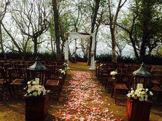Reserva Conchal Garden Wedding
