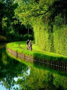 Voie verte le long de la Meuse, Ardennes
