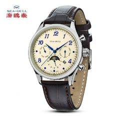 Seagull Automatic sun-moon phase $170