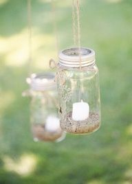 And more mason jar ideas