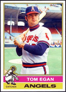 WHEN TOPPS HAD (BASE)BALLS!: MISSING IN ACTION- 1976 TOM EGAN