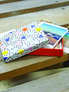 Une jolie box habillée aux couleurs de la saison