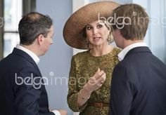 2016-06-02 14:52:44 Dutch Queen Maxima attend the opening of SingularityU The Netherlands, a Dutch branch of the US think tank, in Eindhoven, The Neterlands, 02 June 2016. ANP PIROSCHKA VAN DE WOUW
