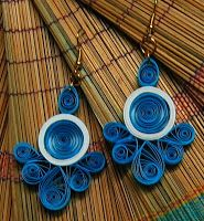 DAYDREAMS: Quilled jewellery