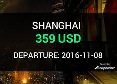 Flight from Minnepolis to Shanghai by Avia #travel #ticket #flight #deals   BOOK NOW >>>