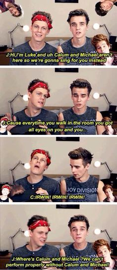 I CRIED IT WAS SO FUNNY :P And can we just say that Joe Sugg in a lip piercing is so hot