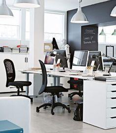Una oficina para mentes creativas