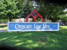 Conneaut Lake Park! Memories were made here! Rode my first roller coaster here!