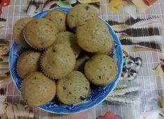 Magdalenas de calabaza con pepitas de chocolate para #Mycook http://www.mycook.es/cocina/receta/magdalenas-de-calabaza-con-pepitas-de-chocolate