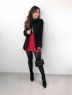Swans Style is the top online fashion store for women. Diva Fashion, Fashion Looks, Womens Fashion, Fashion Trends, Women's Fashion Dresses, Skirt Fashion, Look Blazer, Minimal Look, Romantic Outfit