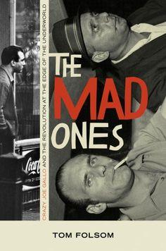 The Mad Ones cover design by Brian Chojnowski (Weinstein Books)