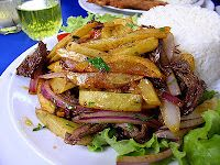 Lomito Saltado - Ecuador Food - Cocina Ecuatoriana