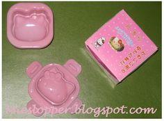 Plastform Hello Kitty til egg, ris, marsipan, sjokolade mm.  NOK 60