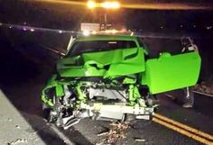 UPDATE: Colorado State Patrol have revealed that the driver of the crashed 2015 Dodge Challenger SRT Hellcat was 34-year-old Lance Utley. He was traveling along Riverdale Road with two passengers when he lost control of the car and crashed into a tree. Authorities have confirmed that there were no injuries and that they are charging the driver with careless driving.Deliveries of the 2015 Dodge Challenger SRT Hellcat only commenced a month ago but the injury toll is already mounting. ...