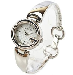 Gucci Watches - Shop designer fashion at Tradesy and save 70% off or more on fashion accessories. Gucci Watches For Men, Stainless Steel Material, Gucci Accessories, Vintage Gucci, Box Design, Quartz Watch, Lady, Michael Kors Watch, Silver Color