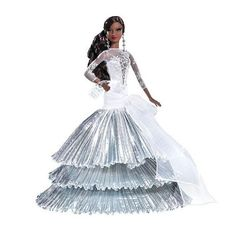 2015 Holiday Barbie Doll | Mouseover to zoom or click to see larger image