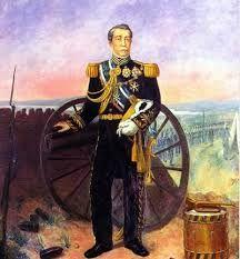 Luís Alves de Lima e Silva, Duke of Caxias, leader of the Brazilian troops